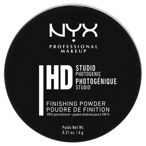 Nyx Professional Makeup Hd nyx professional 174 makeup hd studio finishing powder 0