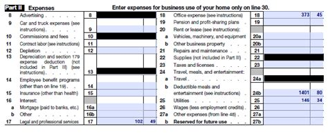 Free Spreadsheet To Track Business Expenses For Schedule C Autos Post Schedule C Expenses Template