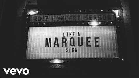 marquee sign marquee sign lyric godening