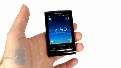 Handphone Sony Xperia Mini sony ericsson xperia x10 mini review