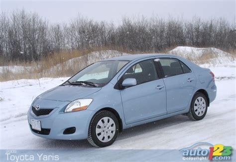 2009 Toyota Yaris Reviews List Of Car And Truck Pictures And Auto123