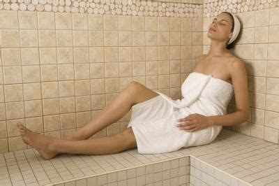 how often should you use sauna and steam room why is a steam room for you with pictures ehow