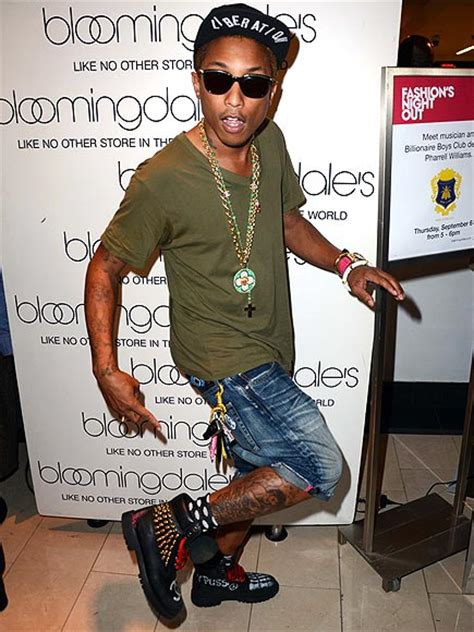 pharrel tattoo removal pharrell williams fashion style fashionsizzle