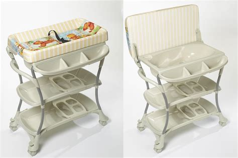 Bath And Changing Table Spa Baby Bath And Changing Table Ojcommerce