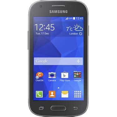 Hp Samsung S7392 cellulare smartphone samsung sm g310 galaxy ace style nero italia black android 4 4 kitkat 5mpx