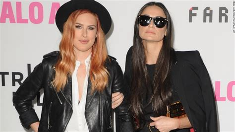 Rumer Willis Likes Putting Condoms In by Apple Martin And Gwyneth Paltrow Could Be Cnn