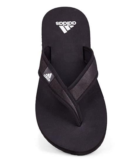 Adidas Flip Flop buy gt adidas black flip flops 3 4 shorts adidas womens black