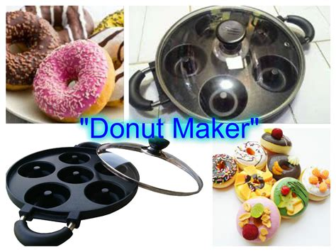 Cetakan Kue Donat Donut Maker Happy Call jual happy call donut maker alat cetakan donat manual
