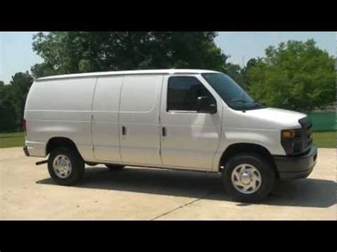 how it works cars 2011 ford e150 engine control 2011 ford e250 econoline cargo work van xlt for sale see www sunsetmilan com youtube