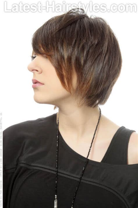 piecey hairstyles short 20 short choppy haircuts that will brighten up your look
