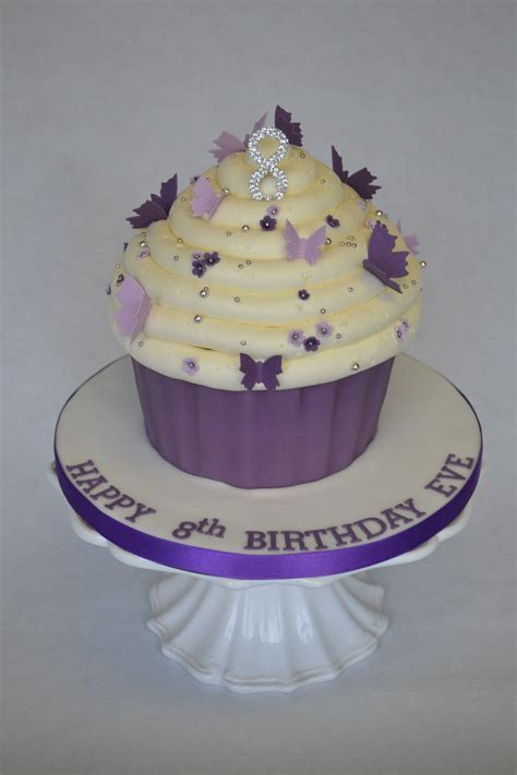Butterfly Giant Cupcake   Celebration Cakes   Cakeology