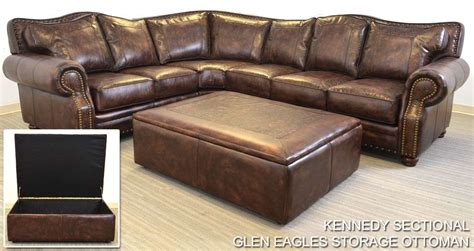 ottoman styles leather ottomans styles the leather sofa company