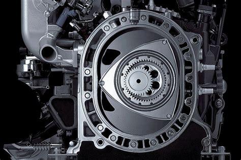 wankel rotary engine works