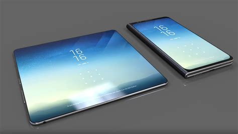 Samsung X 2018 by Samsung Is Really Going To Release A Phone With A Foldable