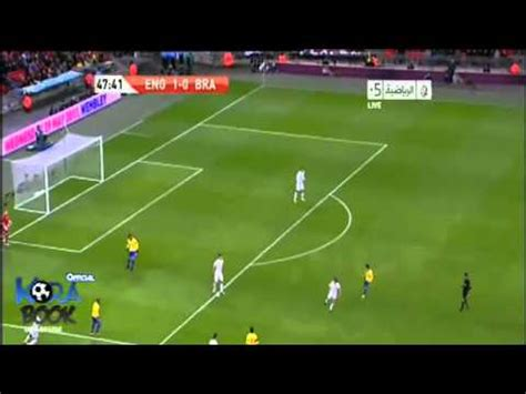 brazil vs england 2 2 official goals and highlights from england vs brazil 2 1 goals and highlight 2 6 13