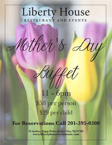 mothers day  jersey dining guide