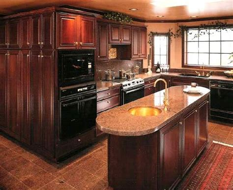 mahogany wood kitchen cabinets engineered wood mission furniture