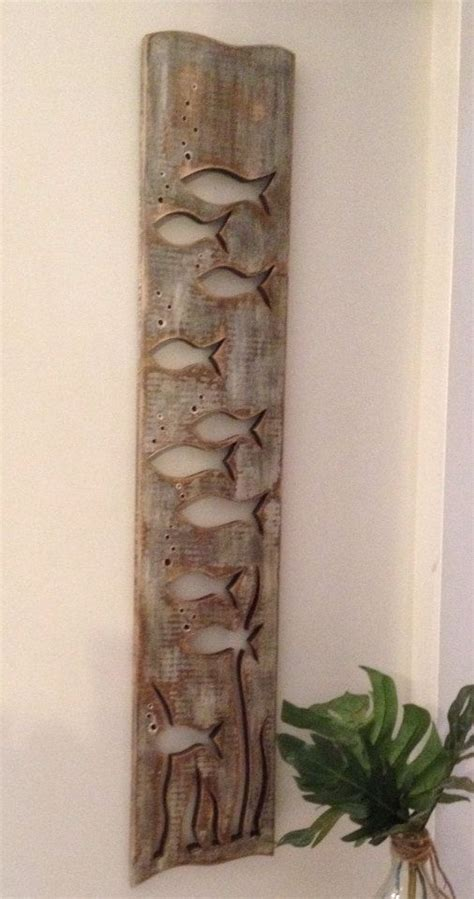 Wooden Fish Wall Decor by 25 Best Ideas About Lake House Decorating On