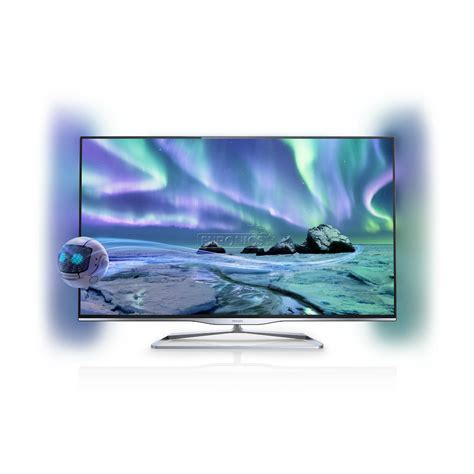 Led Hd 3d 47 quot hd led lcd tv philips 47pfl5008t 12