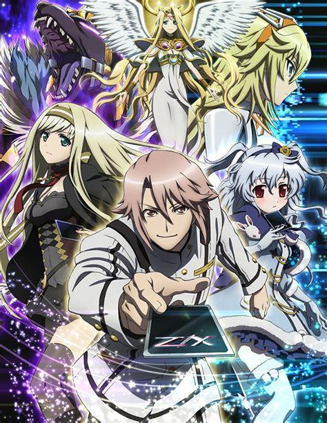 Anime Z X Ignition by Z X Tvアニメ Z X Ignition ゼクス イグニション 2014年1月より放送開始 スタッフ