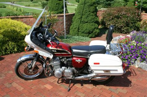 honda cb750 saddlebags buy 1975 honda cb750 motocycle on 2040 motos