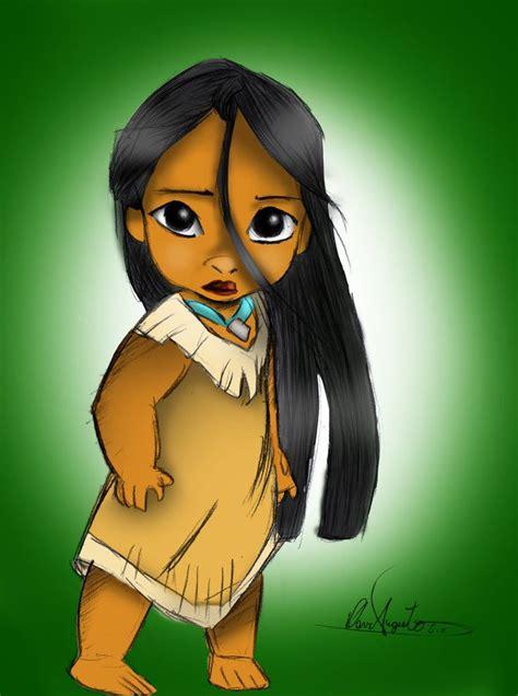 Boneka Disney Princess Pocahontas pocahontas by daviskingdom on deviantart