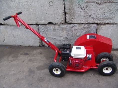 brown bed edger brown products lawn bed shaper edger 6hp honda motor works