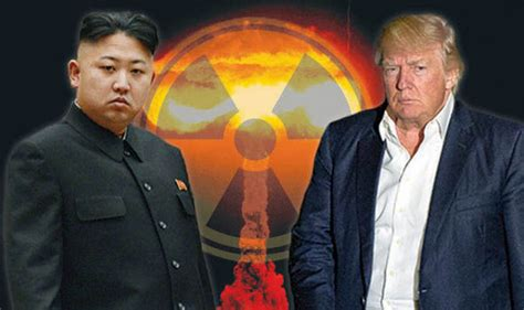 donald trump vs kim jong un how many nukes does kim jong un have world news