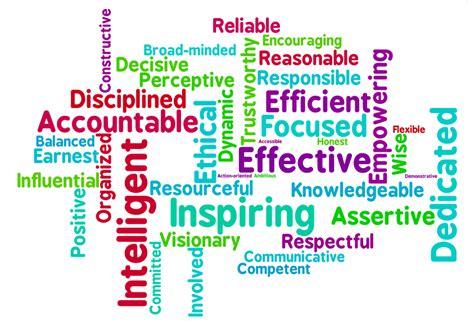 top 10 characteristics of a leader top ten