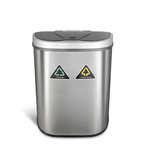 kitchen amazon shop amazon com kitchen trash cans trash cans and