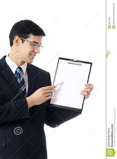 imagenes libres negocios hombre de negocios con el letrero aislado fotos de