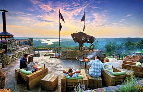 bar at top of the rock top of the rock branson s authentic view prevue meetings