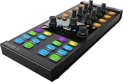 Traktor X1 Knobs by Traktor Kontrol X1 Mk2 Leaked Images Dj Techtools