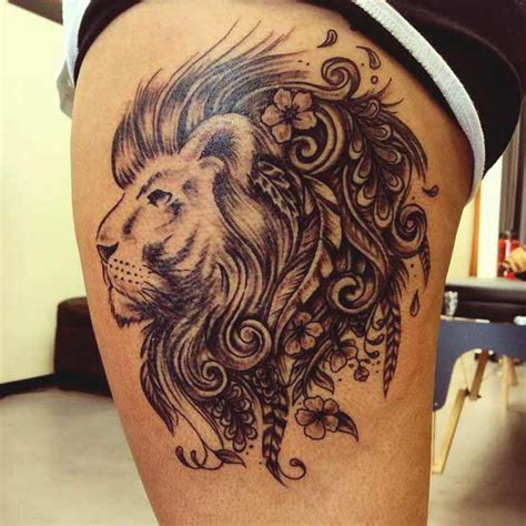 leo tattoo designs for women 45 best leo tattoos designs ideas for and with