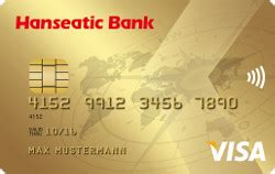 genialcard hanseatic bank hanseatic bank genialcard goldcard im test welche