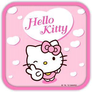 hello kitty new themes download hello kitty pink heart theme apk on pc download