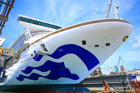 princess cruises human resources department grand bahamas shipyard is set to dry dock 23 cruise ships
