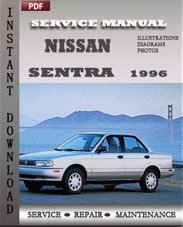 manual repair free 1996 nissan sentra regenerative braking nissan sentra 1996 service manual pdf download servicerepairmanualdownload com
