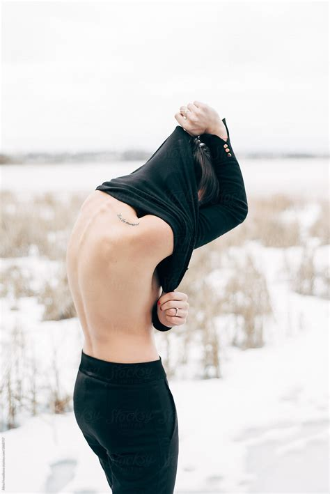 woman   clothes  nature stocksy united