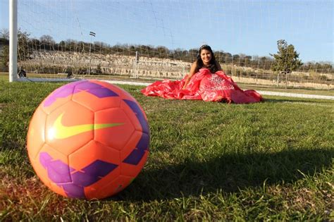 cute themes for quinces 11 best images about soccer quinceanera theme on pinterest
