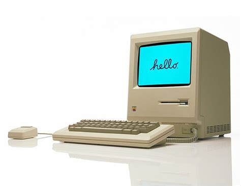 Laptop Apple Hello the macintosh rebuilt in lego looks just like the