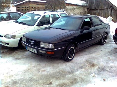 service manual manual cars for sale 1989 audi 90 on board diagnostic system 1989 audi 90