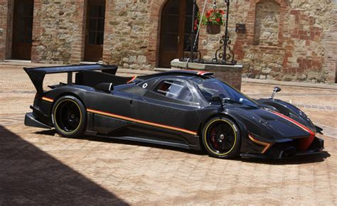 pagani zonda revolucion revealed with 2 9 million price tag