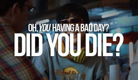 Did You Die Meme - the gallery for gt mr chow hangover meme