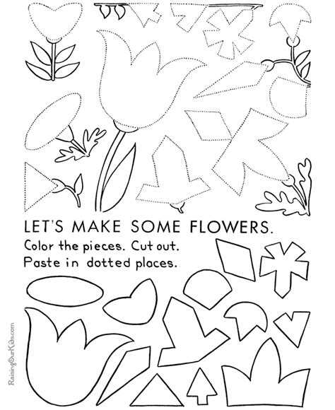 free printable easter coloring pages crafts printable easter craft 010