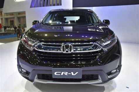 honda crv in india new honda cr v with 1 6 i dtec diesel to launch in india
