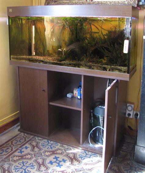 besta aquarium meuble aquarium ikea