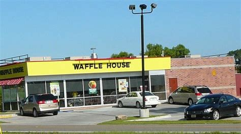 waffle house on university de 10 b 228 sta restaurangerna i n 228 rheten av william carey university