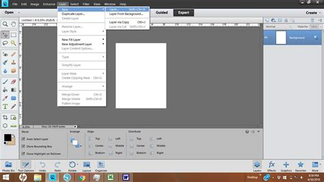 how we can do layout design in photoshop learn to create printables with photoshop elements