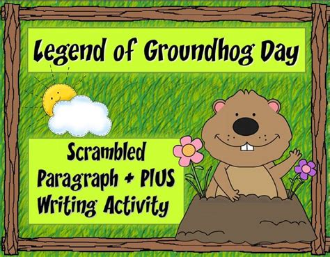groundhog day just put that anywhere 14 best images about grade ground hog day on